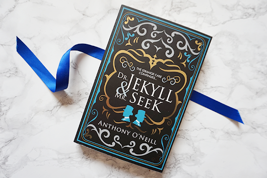 Dr. Jekyll & Mr. Seek by Anthony O'Neill [blog tour]