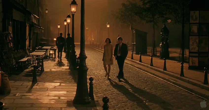 午夜巴黎,如夢之夢