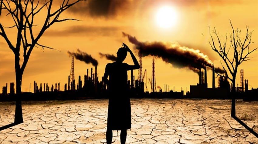 Mudança climática - legitimando o golpe na humanidade