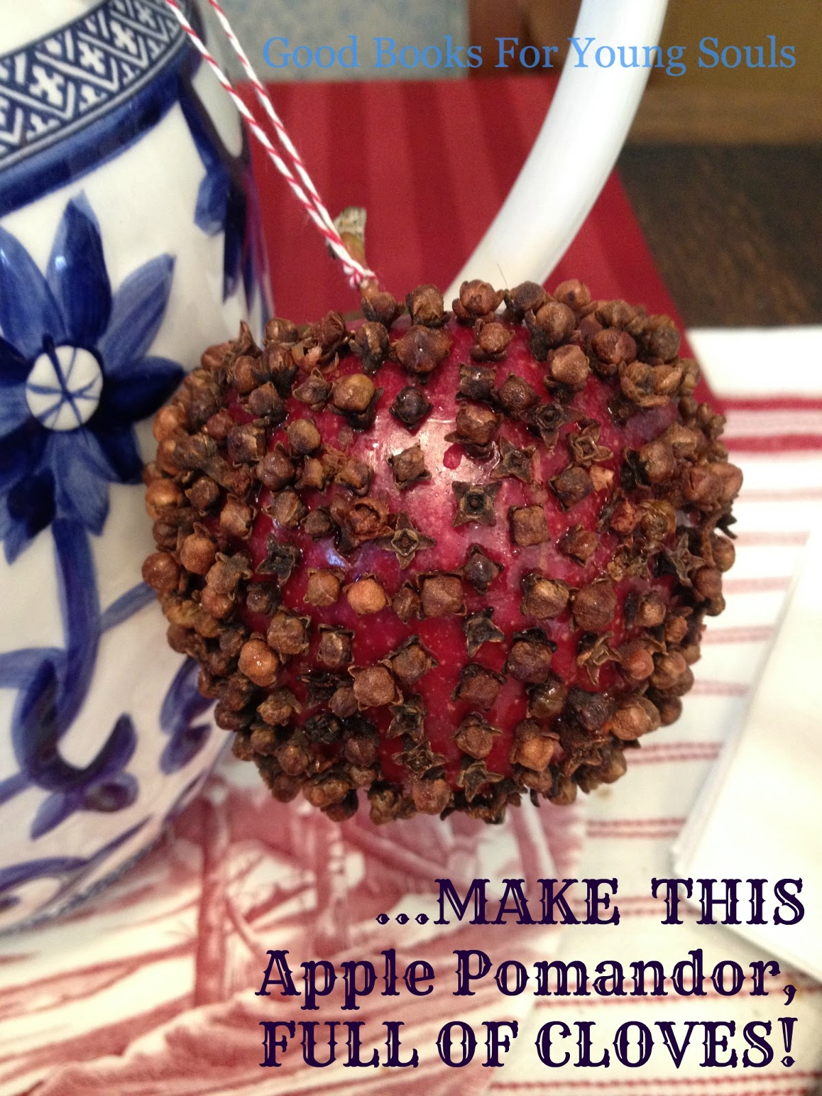 Discussion on this topic: How to Make a Clove Apple, how-to-make-a-clove-apple/
