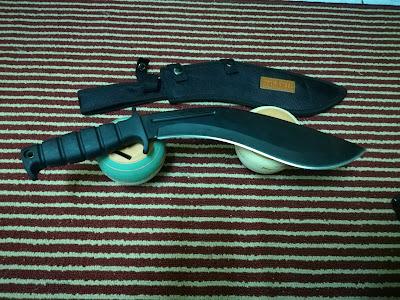 the best machete,kukri cold steel,kukri,parang kukri,parang terbaik,senjata askar gurkha,gurkha knife,gurkha machete