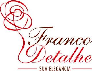 9433a86ec iMarca Blog: Criação de Logotipo para Franco Detalhe, Loja Paulista de  Consultoria de Estilo e Moda. Pedido do Cliente: