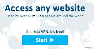 Hola VPN Website