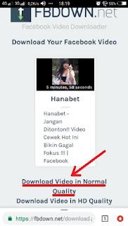 Cara Download Video Di Facebook Menggunakan Hp Android Tanpa Aplikasi