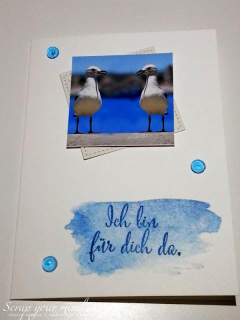 Karte-Postkarte