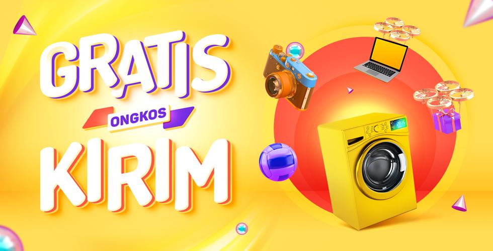 Elevenia - Gratis Ongkir s.d 10 Kali Maks Diskon 10 Ribu (s.d 30 Sept 2018)
