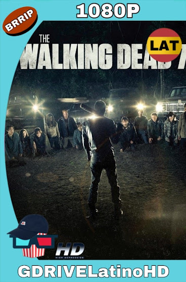 The Walking Dead Temporada 7 1080p Latino-Ingles MKV