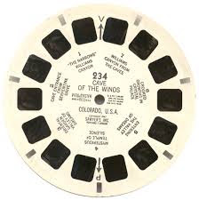 Disco diapositive viewmaster