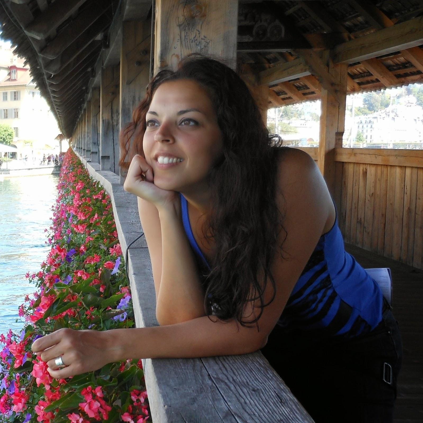 Foto personal Noelia Mo sobre mí y Días de scrap