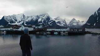 Η σιωπή, η μοναξιά κι η ελευθερία της Νορβηγίας σε ένα ταξίδι από ψηλά