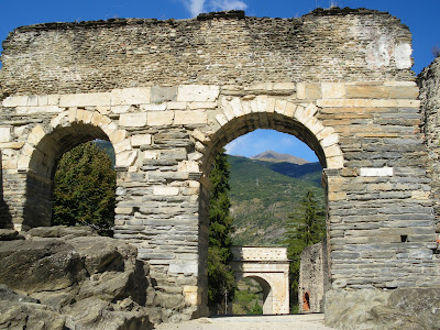 Susa, ValSusa, Val di Susa, Piemonte, Torino, Italia
