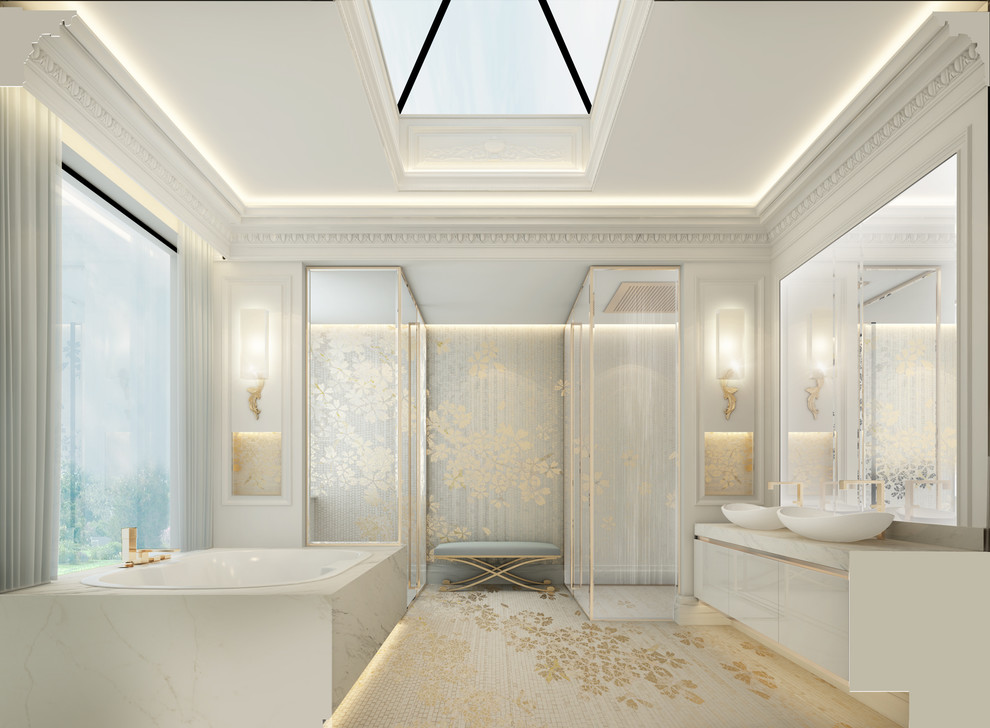 Best interior design companies and interior designers in dubai for Bathroom interior design dubai