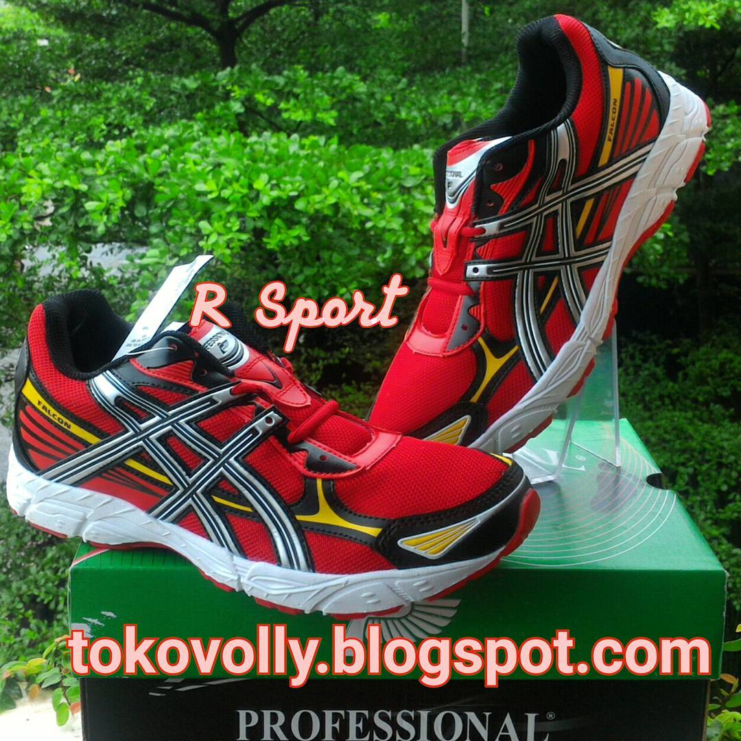 Pusat Sepatu Mizuno Murah Voli Profesional Falcon 111 Professional