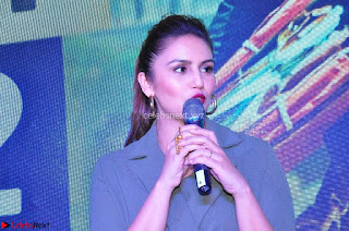 Huma Qureshi Stills At Jolly LLB 2 Press Meet 14.jpg