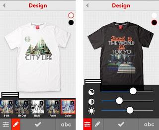 Aplikasi Desain Baju Kaos di Android Terbaik (T-Shirt Designer)