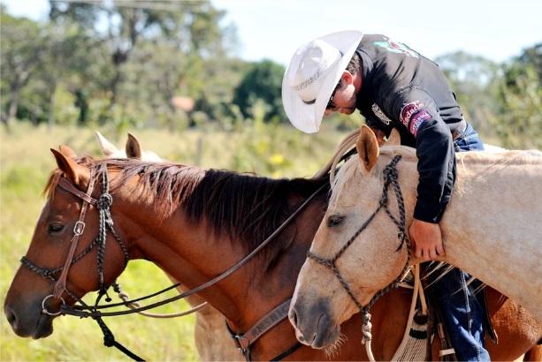 'Cavaleiro das Américas' volta a cavalgar para angariar recursos ao Hospital de Amor