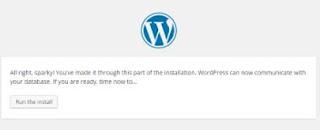wordpress-setup-run-installation