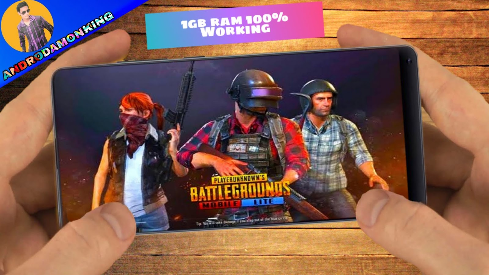 PUBG MOBILE LITE FOR ANDROID | NEW UPDATE | 1GB RAM 100