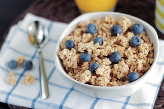 Oats to Reduce the risk of Childhood Asthma-