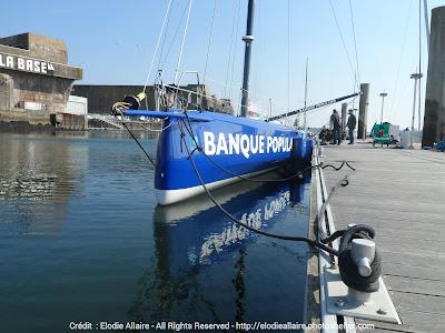 Banque Populaire VIII à Lorient