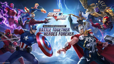 MARVEL Super War Apk + OBB Full Download