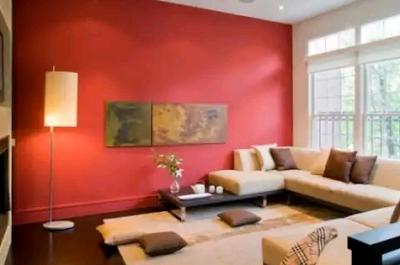 dekorasi warna rumah minimalis