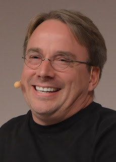 linus torvads