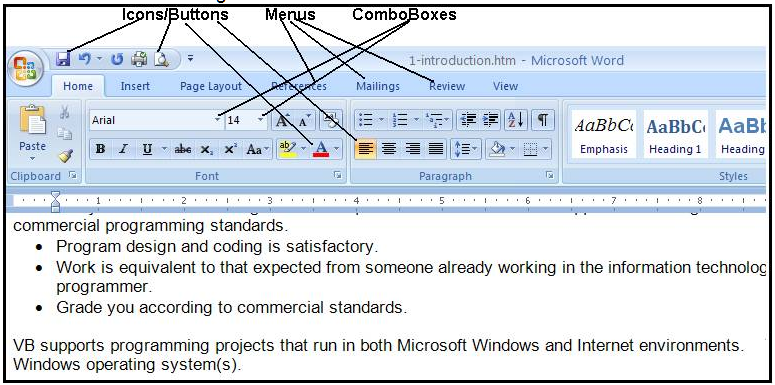 What & How: Where to learn Visual Basic ? Introduction to Visual Basic!