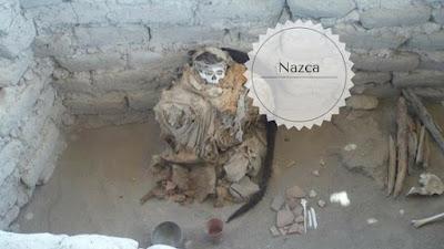 Cosa vedere a nazca Cimitero Chauchilla