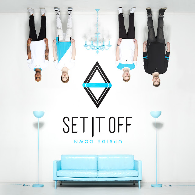 Set It Off - Upside Down album cover artwork