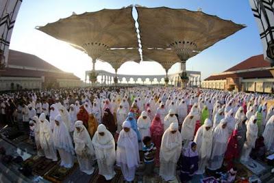 Ternyata Ini 11 Fungsi Masjid di Zaman Rasulullah www.guntara.com