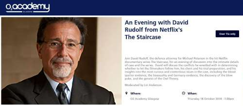 https://academymusicgroup.com/o2academyglasgow/events/1194370/evening-david-rudolf-netflixs-staircase-tickets