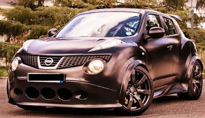 Mobil Nissan Juke