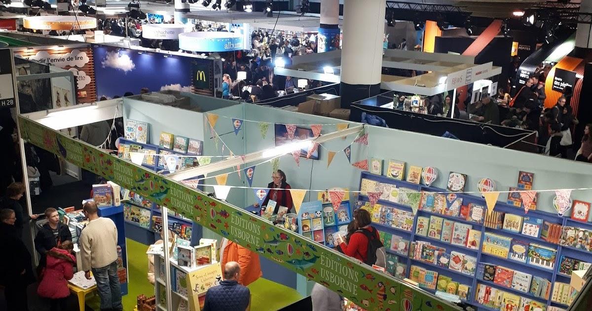 Le blog de freelfe d j 2 semaines salon de la presse for Salon du livre 2017 montreuil