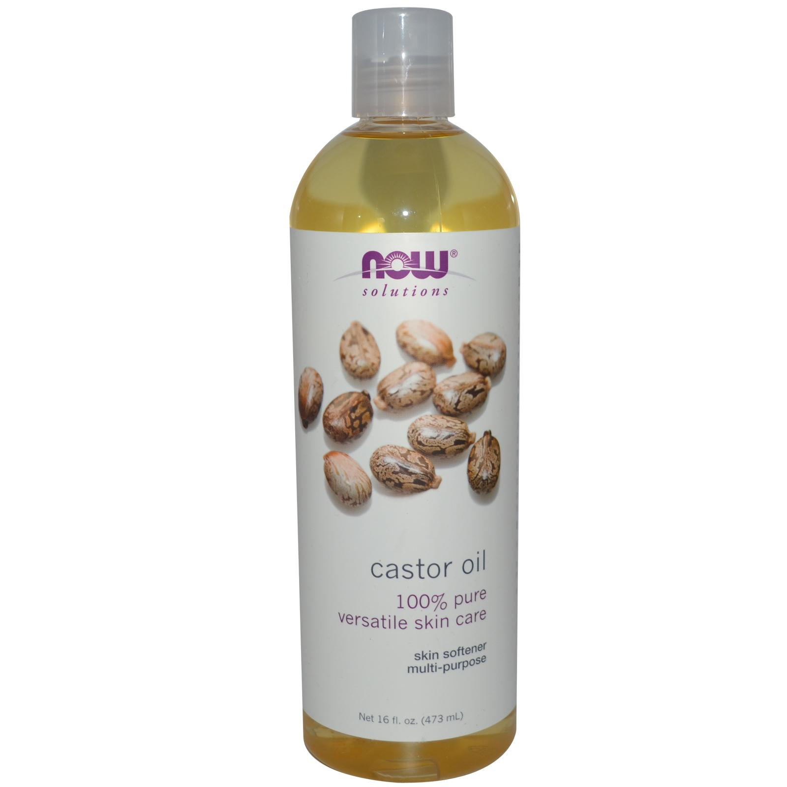 Is Castor Oil A Good Sealant For Natural Hair