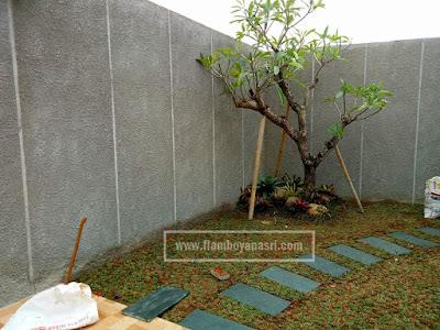 Langkah membuat taman Rumah