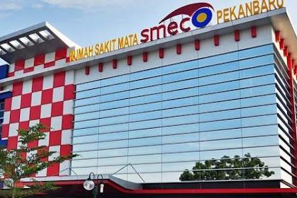 Lowongan Rumah Sakit Mata SMEC Pekanbaru September 2018