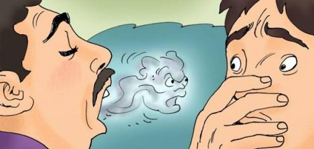 هذه هي الأسباب التي تؤدّي الى رائحة فم كريهة وقد تخفي مرضاً معيناً خلفها! تعرفوا عليها
