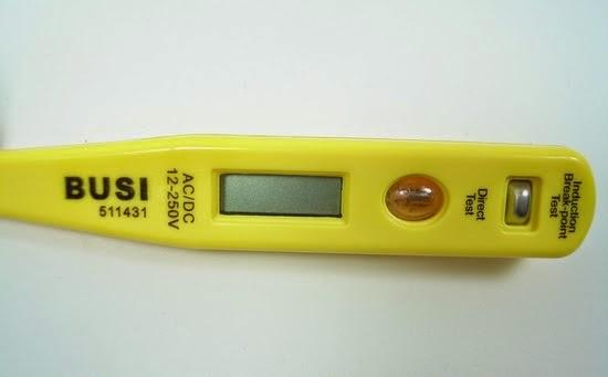 Caneta Teste Digital De Voltagem Comprada na China