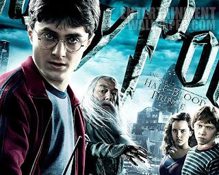 Xem Phim Harry Potter Và Hoàng Tử Lai - Harry Potter And The Half-blood Prince (2009)