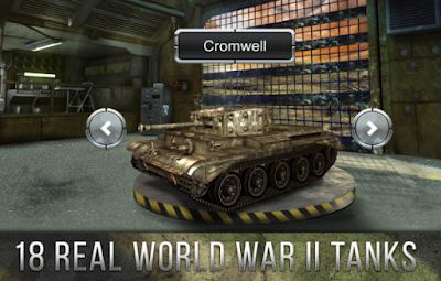 Tank Battle 3D Mod Apk