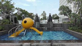 Kolam renang novotel Tangerang