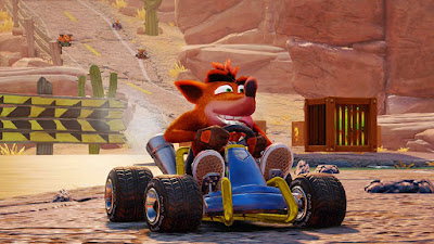 Crash Team Racing Nitro Fueled Game Screenshot 10