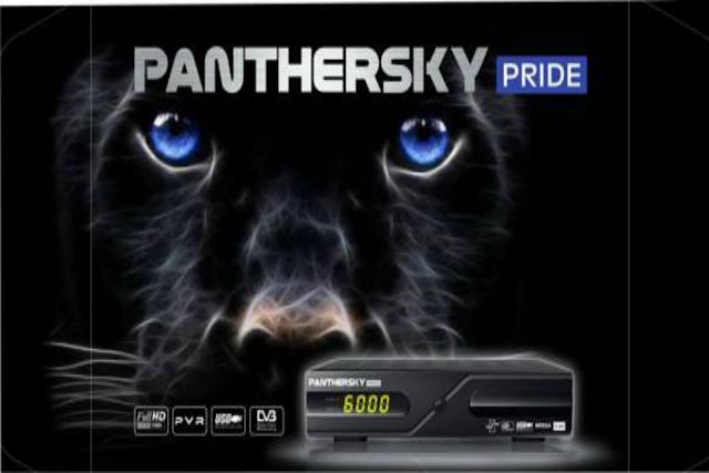 PANTHERSKY PRIDE HD ATUALIZAÇÃO V4.06 - 03/03/2017