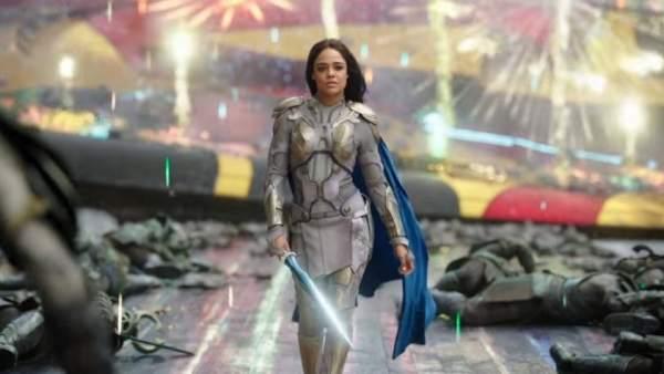 Valkiria en 'Thor Ragnarok', LGTB, Marvel