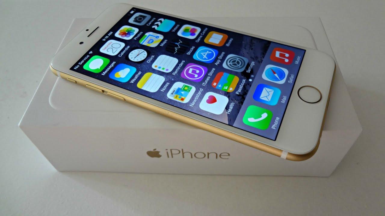 Địa chỉ thay màn hình mới cho iPhone 6