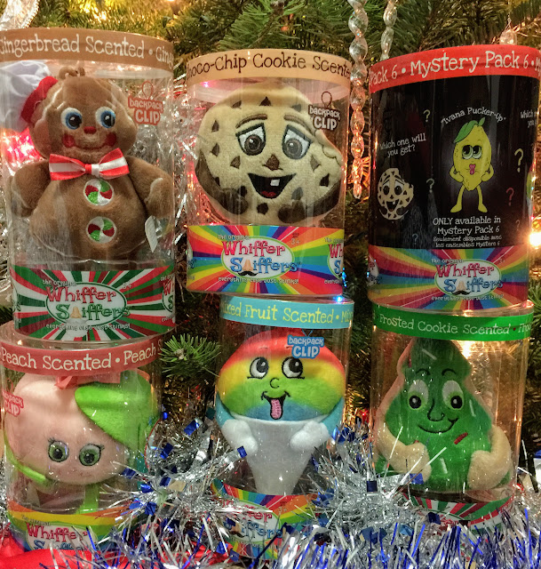 Whiffer Sniffers Scented Clips
