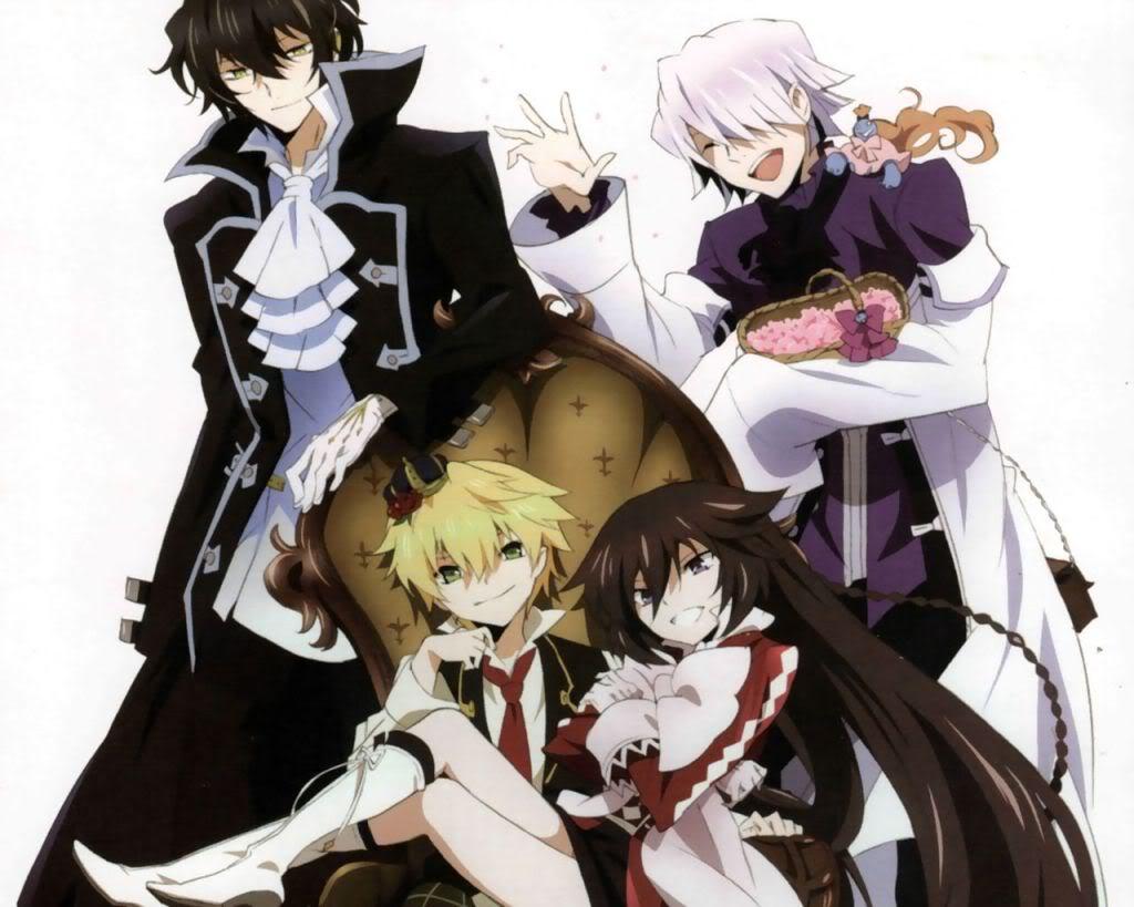 Hue Hue Anime Reviews March 2011