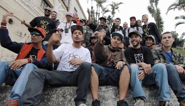 """O rapper paranaense Wag lança o clipe """"R.U.A"""""""