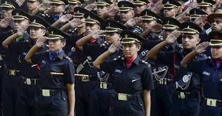 الجيش الهندي يدخل النساء لاول مرة في الشرطة العسكرية